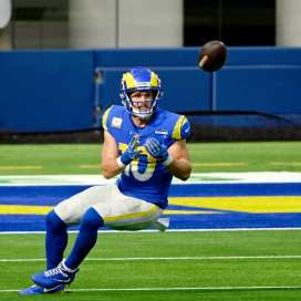 Los Angeles Rams' Cooper Kupp Wants to Expand His Role in 2021 - Sports  Illustrated LA Rams News, Analysis and More