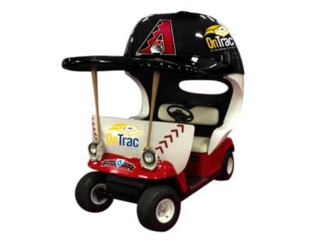 Bullpen cart: Diamondbacks bring pitcher car back for 2018 - Sports  Illustrated
