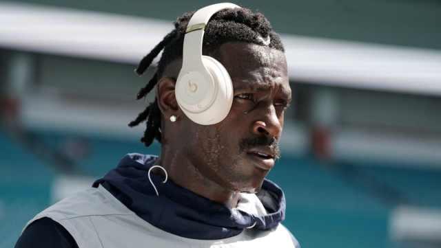 NFL Rumors: Seahawks Among Teams Looking at Antonio Brown