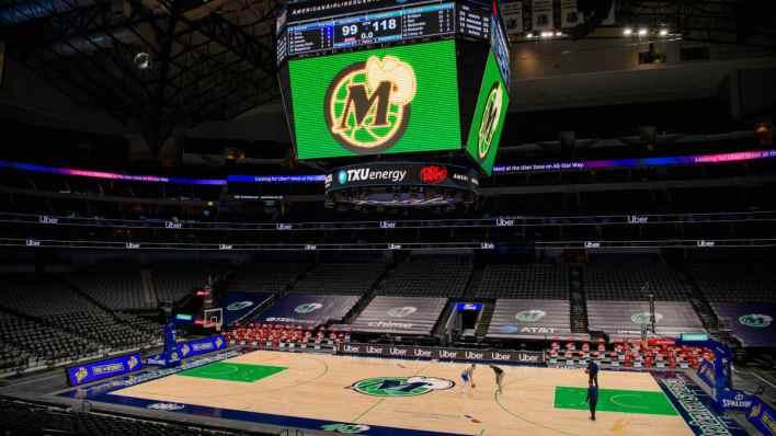 dallas mavericks arena