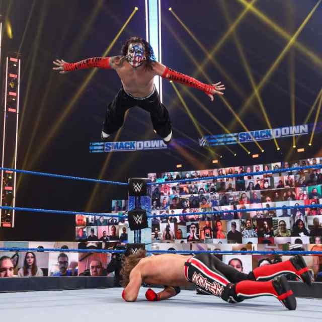 Jeff Hardy_courtesy WWE
