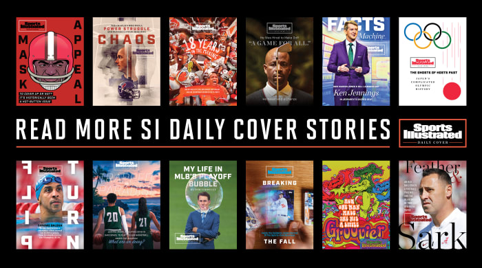 Read More SI Daily Cover Stories: https://www.si.com/tag/daily-cover
