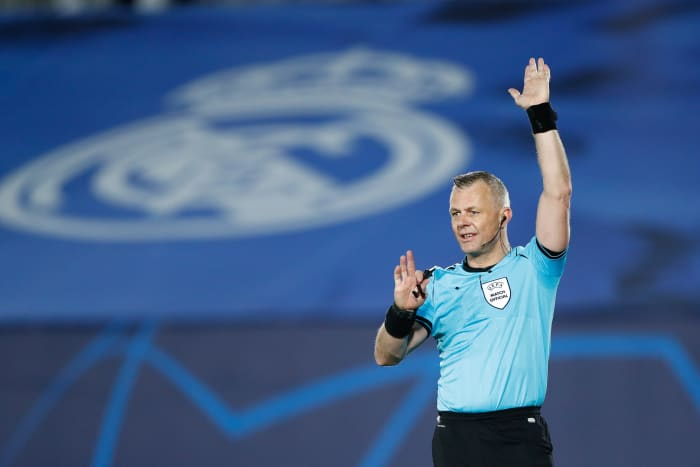 Confirmed Match Officials: Liverpool vs Real Madrid | UEFA ...