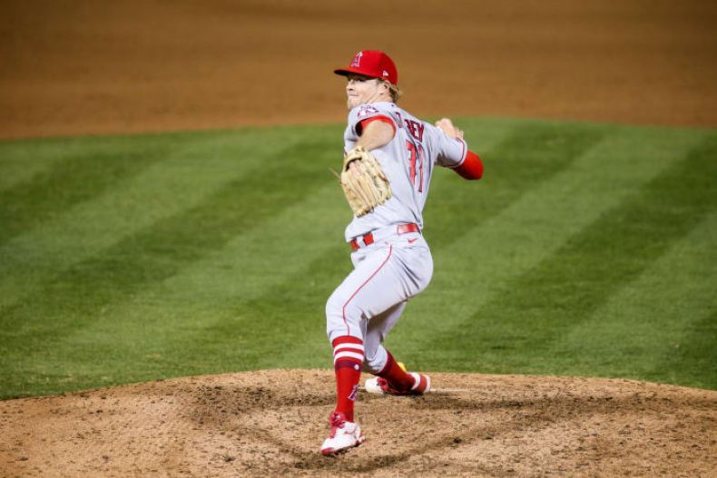 """Buttrey quit baseball earlier this month, writing on Instagram, """"I couldn't help but notice my love and passion for this game started to diminish."""""""