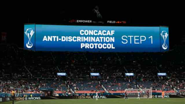 Concacaf protocols put in place at Mexico vs. Costa Rica