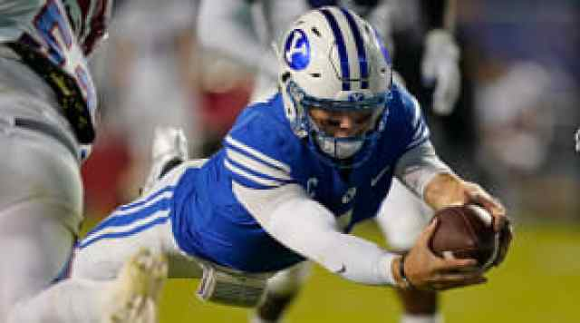 BYU vs. Boise State has huge New Year's Six and potentially, College Football Playoff, implications.