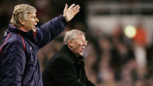 Manchester United vs Arsenal: 8 Classic Clashes Ahead of ...