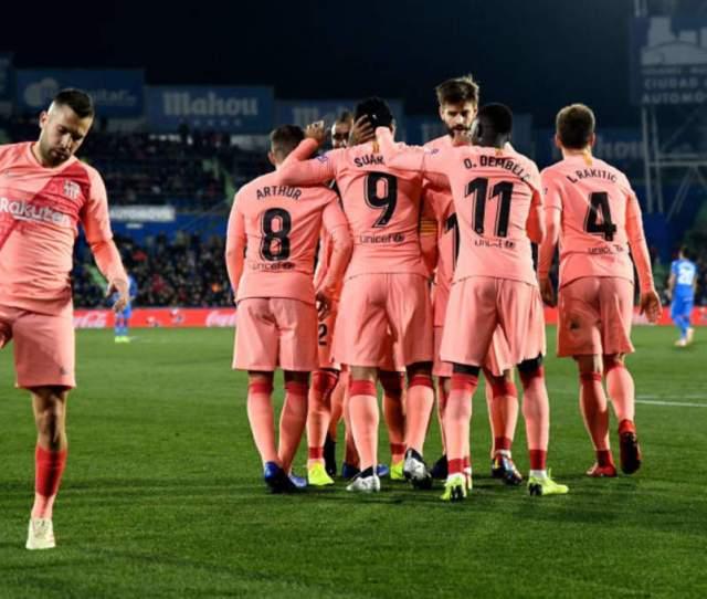 Barcelona Vs Eibar Preview Where To Watch Kick Off Time Live