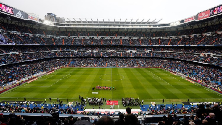 Real Madrid: Santiago Bernabeu stadium expansion plans ...