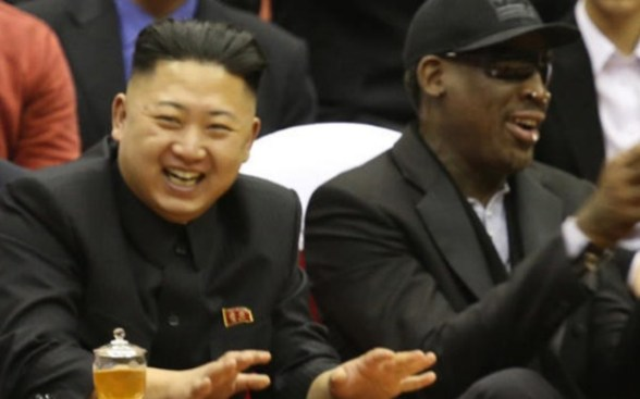 Dennis Rodman worried: he breaks the silence on the illness of his friend Kim Jong-Un
