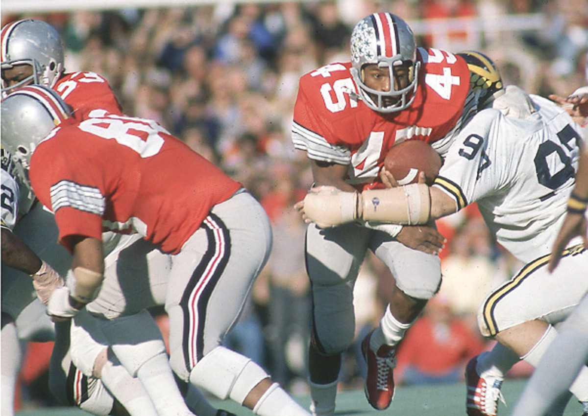 Q&A: Archie Griffin discusses the Heisman race, Ohio State, player ...