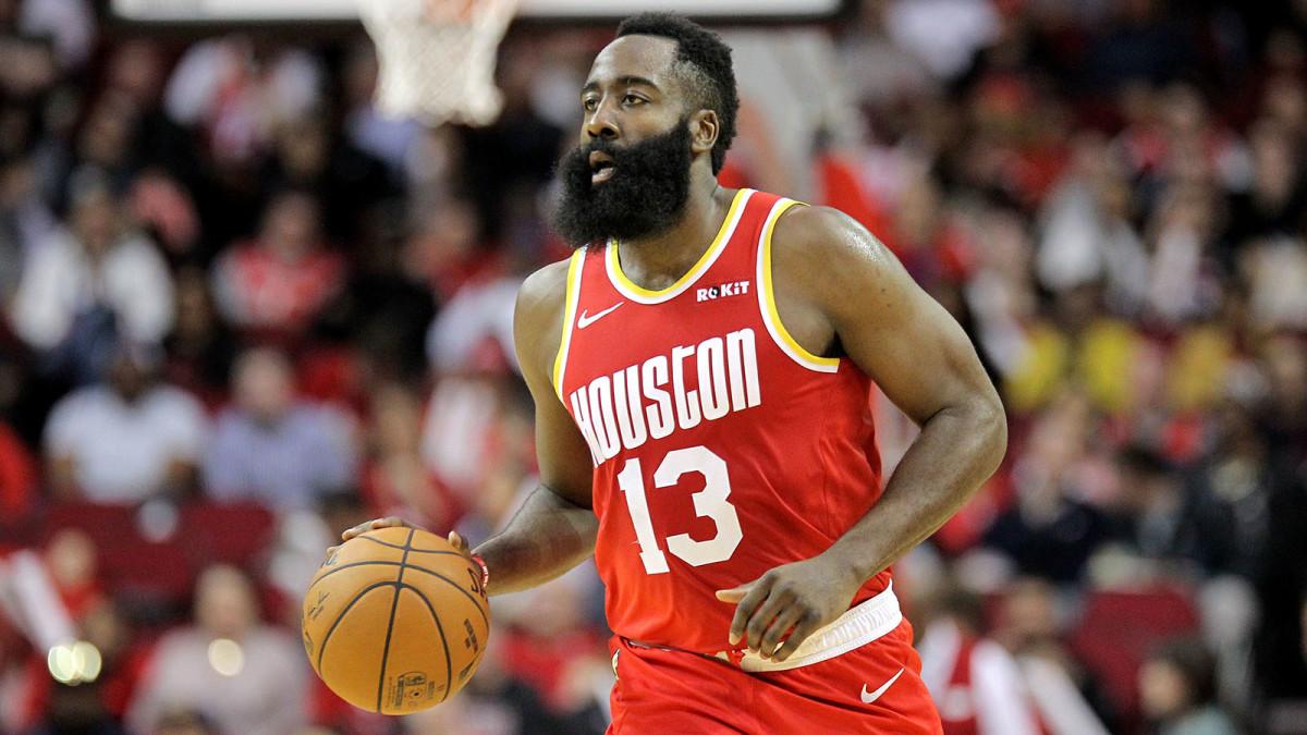 NBA power rankings: James Harden, Houston Rockets surging - Sports ...