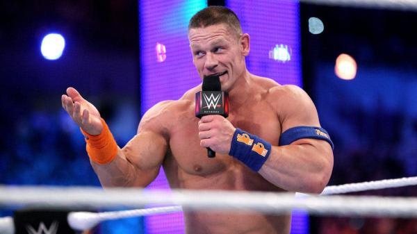 Wrestling news: WWE's John Cena explains his Twitter ...