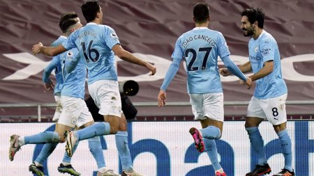 Man City Makes Premier League's Title Hunt A One-team Race - Sports  Illustrated