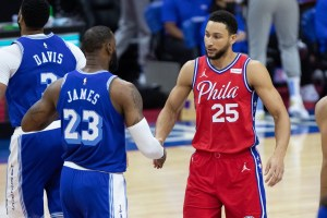 NBA All-Star: Ben Simmons Sixers praised by LeBron James, Kevin Durant