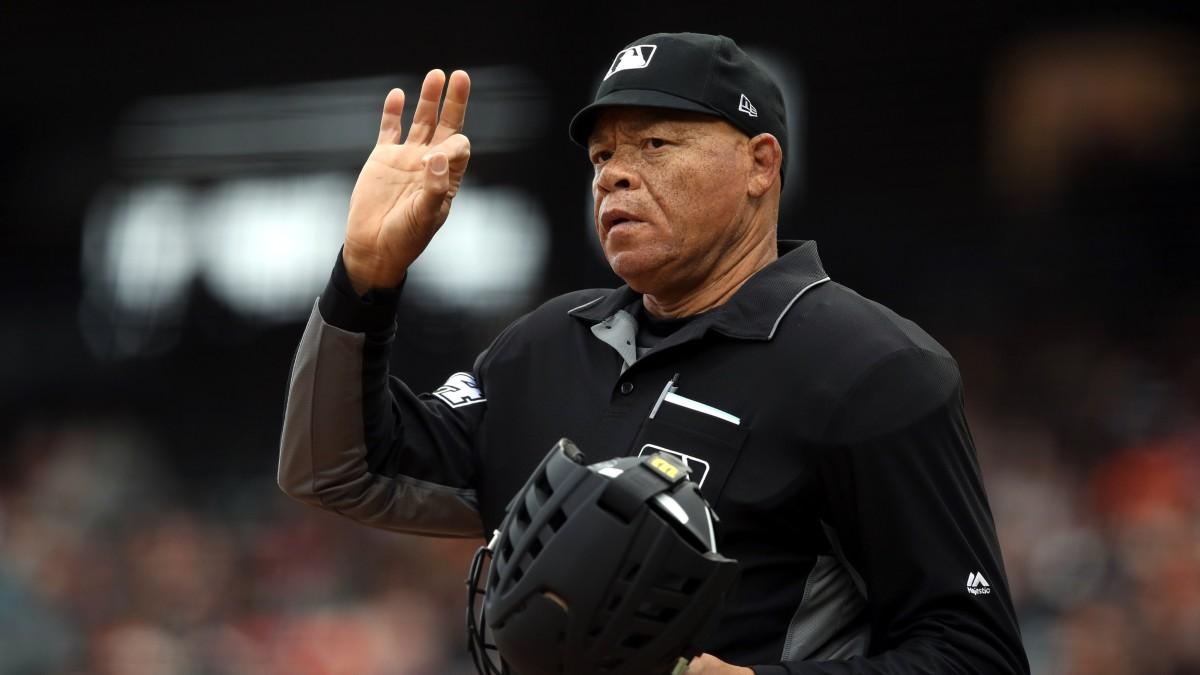 Alfonso Márquez es el primer jefe de umpires mexicano en MLB