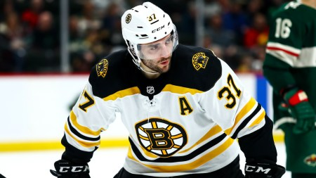 Patrice Bergeron Not Taking Anything For Granted With Bruins - Sports  Illustrated