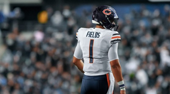 Justin Fields gives the Bears' coach and GM a second chance - Sports Illustrated