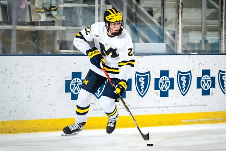 Get to Know 2021 NHL Draft Prospect Owen Power - The Hockey News on Sports Illustrated