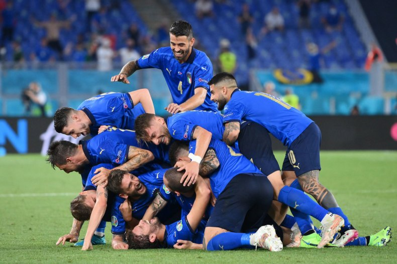 Euro 2020: Italy first through to round of 16, knockout stage - Sports  Illustrated