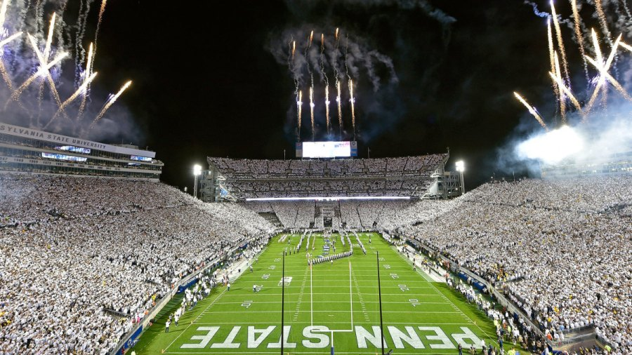 Penn State vs Auburn is rare SEC-Big Ten on campus game - Sports Illustrated