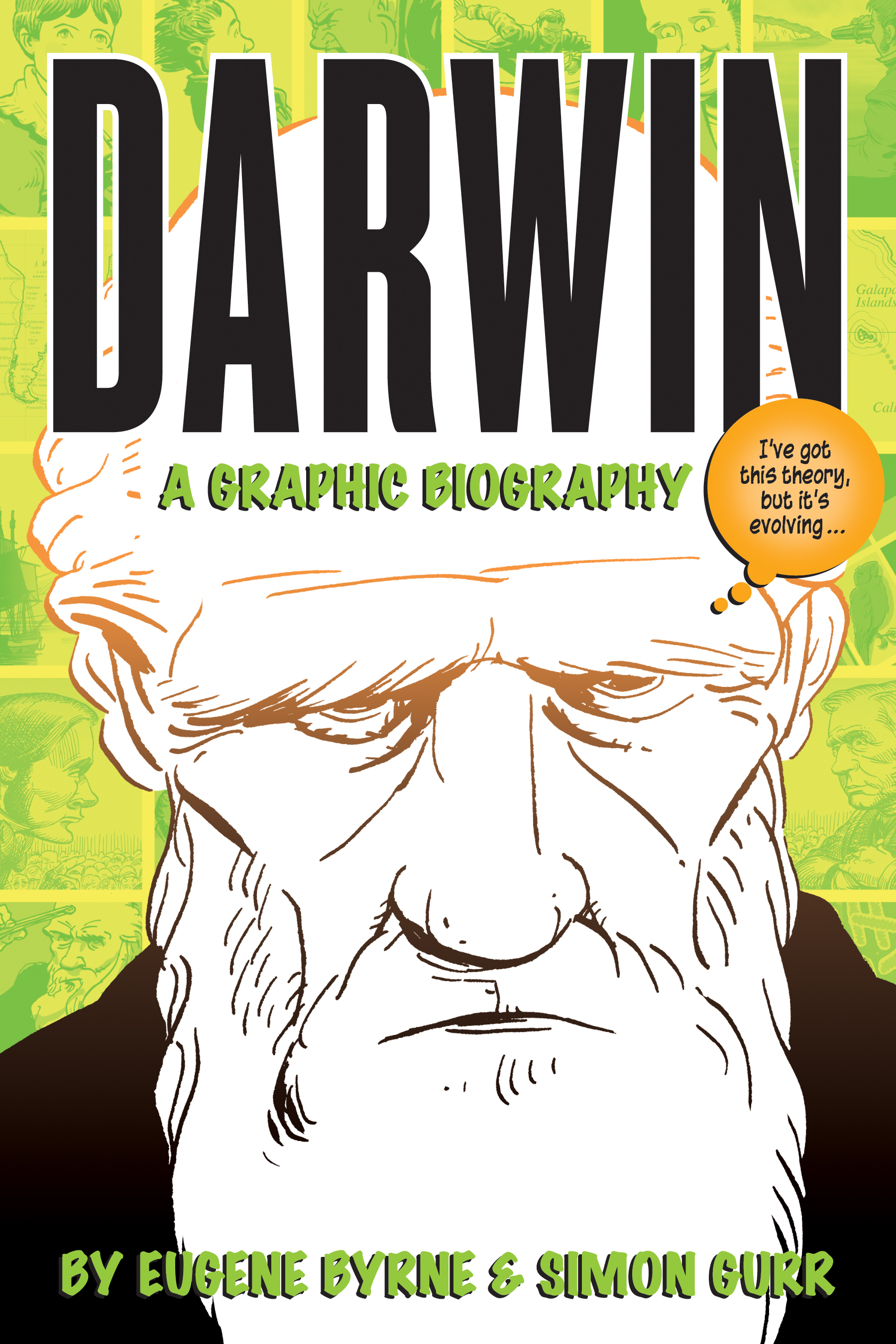 Smithsonian Books Releases Graphic Novel Style Biography