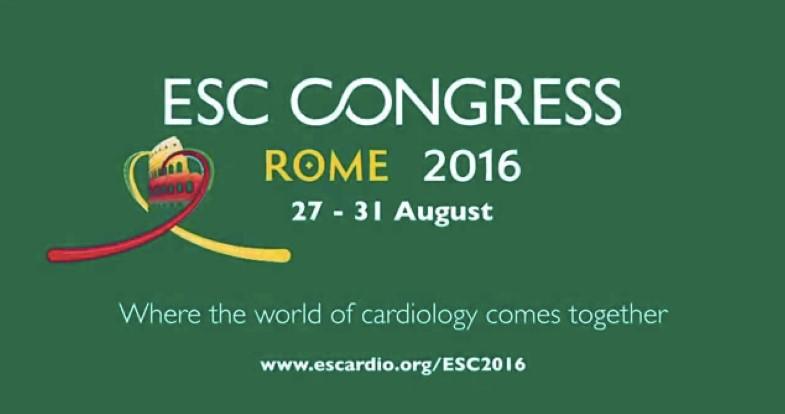Resultado de imagen de sociedad europea de cardiología