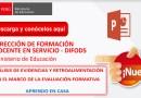 ANÁLISIS DE EVIDENCIAS Y RETROALIMENTACIÓN EN EL MARCO DE LA EVALUACIÓN FORMATIVA[PPT]