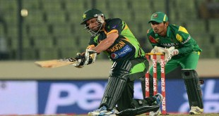 Pakistan play T20 against Bangladesh
