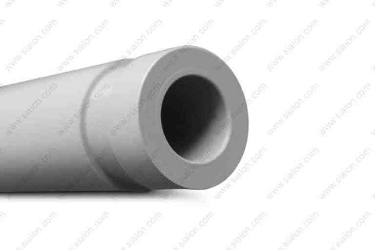 Tubos de protección de termopar Sialon