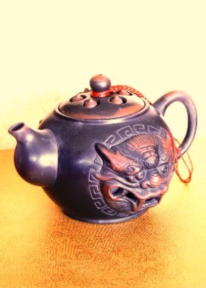 Teapot 'Lion Oracle' 200 ml