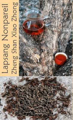 """Classic Lapsang Souchong """"Zheng Shan Xiao Zhong"""" Bohea Black Tea"""
