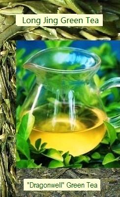 """Pre-Qingming """"Xi Hu"""" Long Jing Green Tea"""