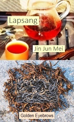 Lapsang Jin Jun Mei Golden Eyebrows Black Tea