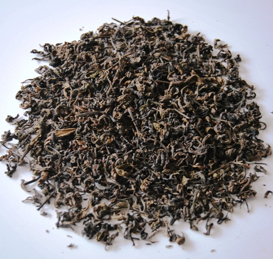 Loose leaf Oolong Tea from Thailand's native tea cultivar