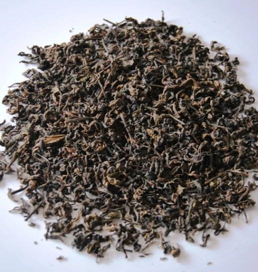 Loose leaf Oolong Tea from Thailand's native tea cultivar