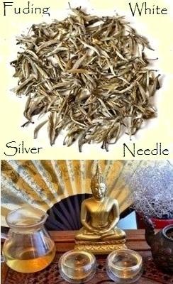 Fuding Silver Needle White Tea