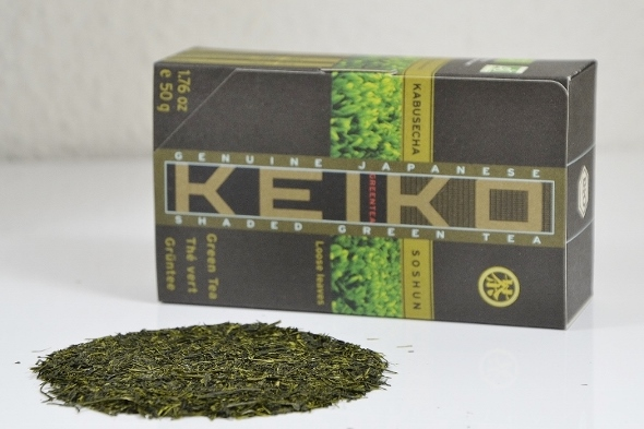 "Kabusecha Soshun (jap. ""Soshun"" = ""early spring"") - Top class Kabusecha Tea from Kagoshima picked in early spring"