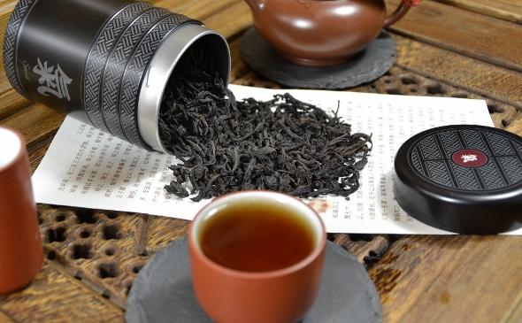 Spring Zheng Shan Imperial Rou Gui (Cinnamon) Wuyi Rock Oolong Tea