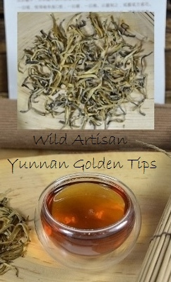 Wild Yunnan Golden Tips Dian Hong Tea