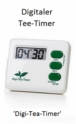 41293 'Digi-Tea' Digital Tea Timer