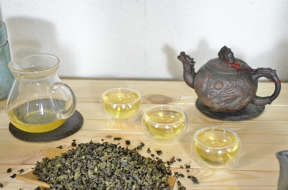 Jin Xuan Milky Oolong Tea