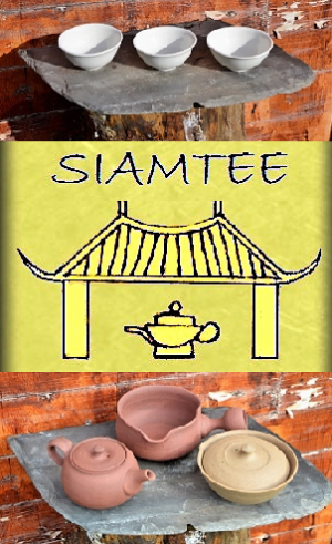SiamTeas Signature Tea Pottery