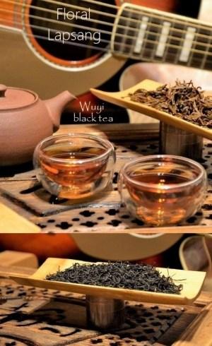 Floral Lapsang Black Tea