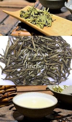 Junshan Yinzhen Yellow Tea (Junshan Island) – Special Grade