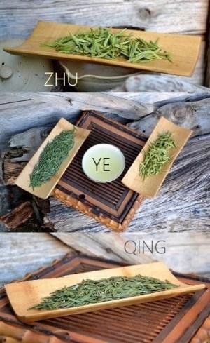 High Mountain Zhu Ye Qing Green Tea