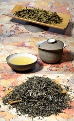 Junshan Yinzhen Yellow Tea (Junshan Island) – First Grade