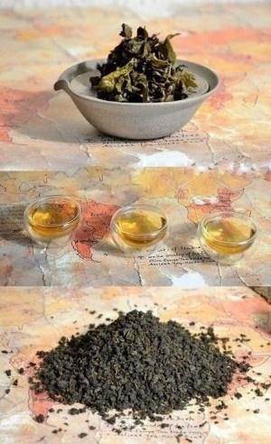 Bai Ya Qilan (White Buds Qilan) Oolong Tea