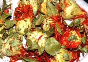 Safflor / Färberdisteltee aus Thailand im Siam Tee Shop