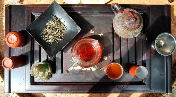 Naturnah Artisan Yunnan Golden Needle Schwarzer Tee Gong Fu Cha